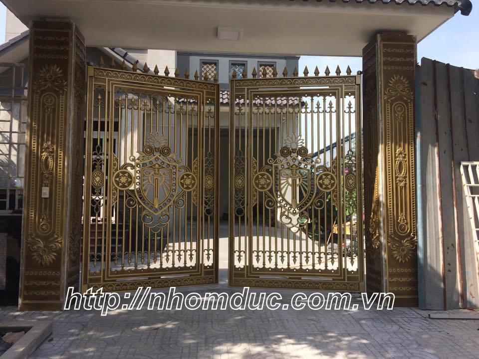 cửa cổng biệt thự fuco hà nội