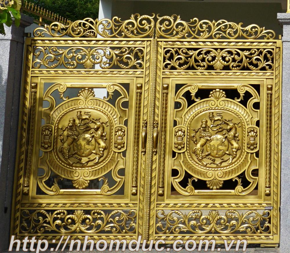 lắp cổng nhôm đúc Fuco Đà lạt, lắp cổng nhôm đúc Fuco Bảo Lộc, lắp cổng nhôm đúc Fuco Lạng Sơn