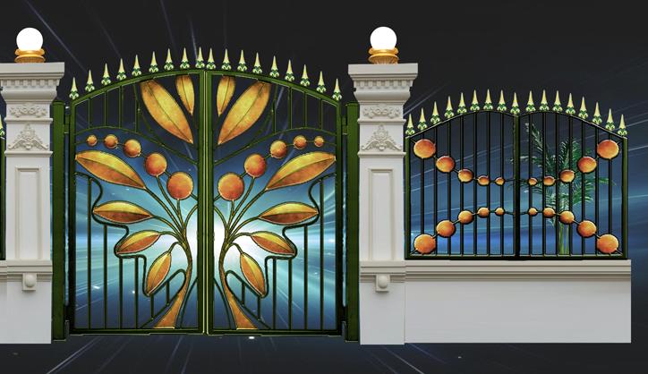 với nhiều mẫu cổng nhôm đúc, cửa nhôm đúc đẹp