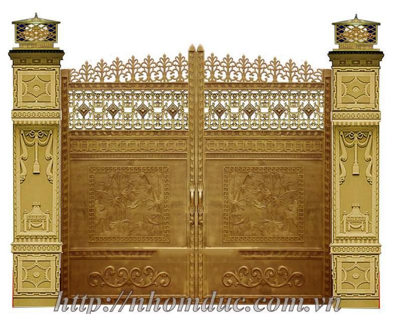 cửa cổng hợp kim nhôm đúc Từ Sơn, cửa cổng hợp kim nhôm đúc Bến Tre, cửa cổng hợp kim nhôm đúc Bình Định