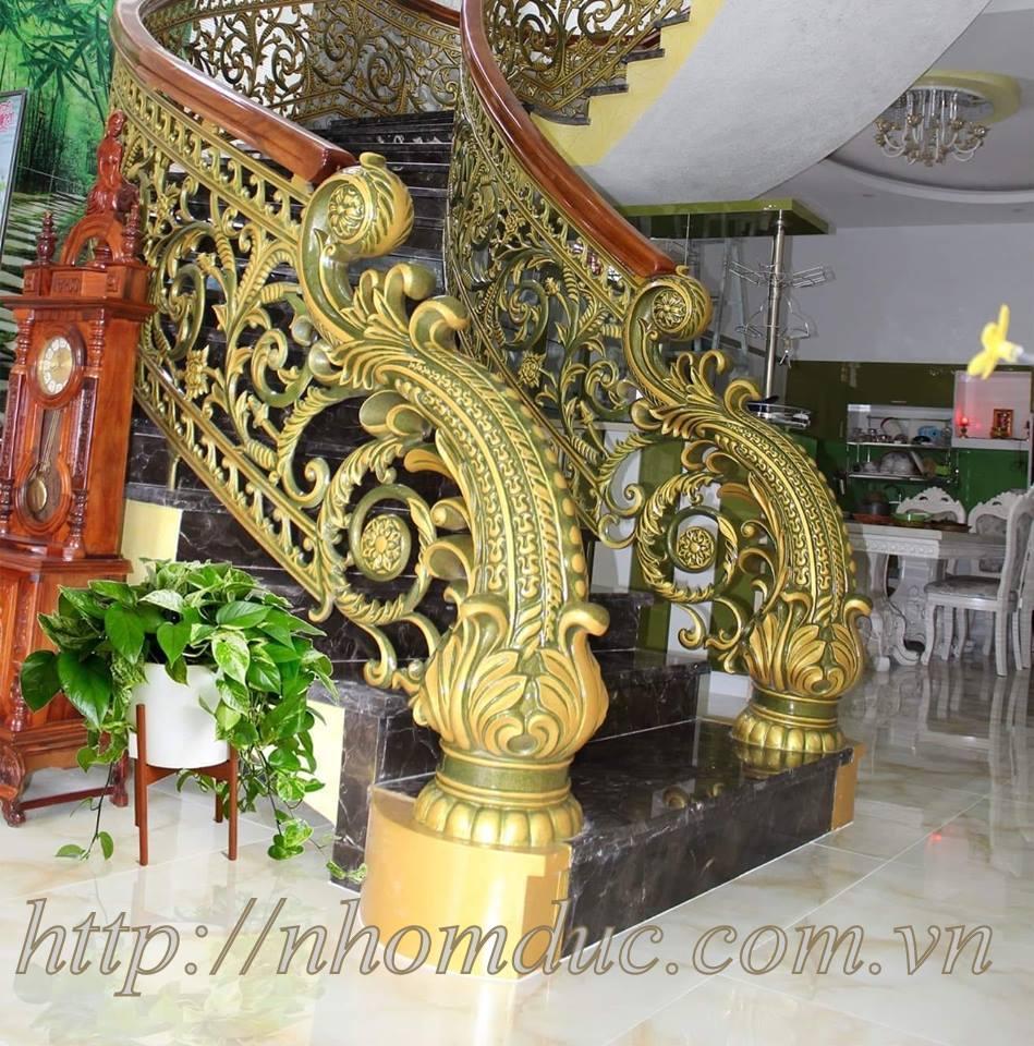 Tham khảo mẫu cổng nhôm đúc đẹp TPHCM. Cổng nhôm đúc Quận 12, Hồ Chí Minh.