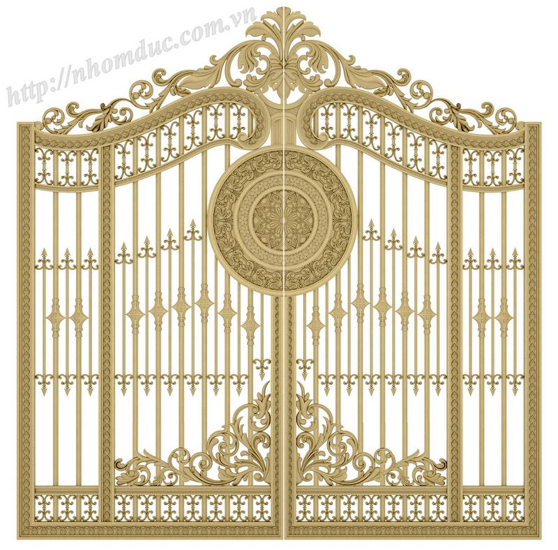 Báo nhôm đúc, các loại báo giá theo m2 và theo kg: cổng nhôm đúc, cửa nhôm đúc và các sản phẩm nhôm đúc khác. Liên hệ cty nhôm đúc tại Hà Nội.