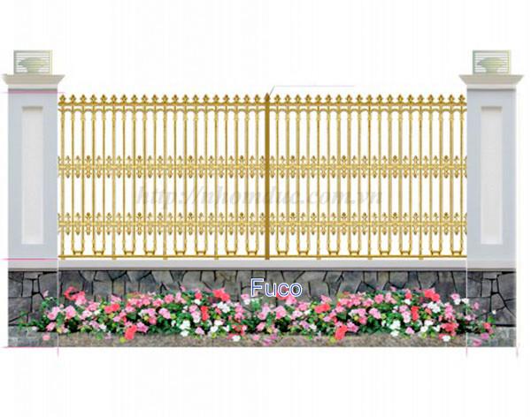Hàng rào hợp kim nhôm đúc, hàng rào nhôm đúc với công nghệ đúc cao cấp, chất lượng cao nhất được khách hàng đánh giá cao nhất. Hàng rào nhôm đúc