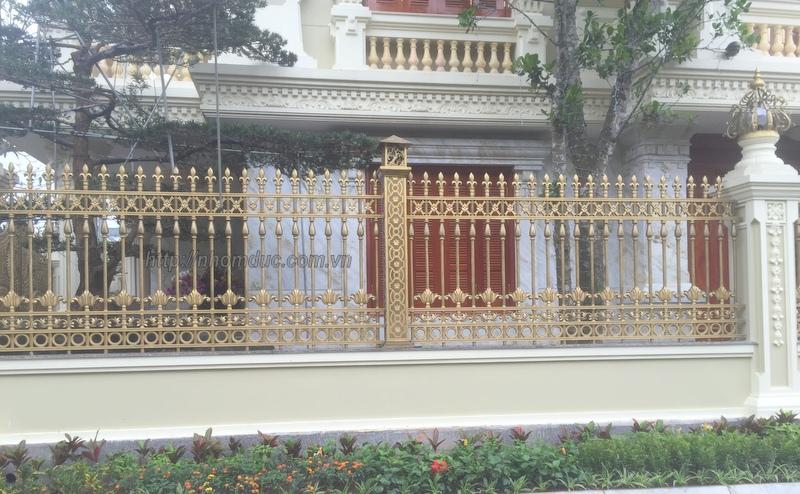 Các sản phẩm hợp kim nhôm đúc, hàng rào nhôm đúc của Fuco được bảo hành và bảo trì nhiều năm.Chính sách bảo hành chu đáo, tận tâm, mọi lúc